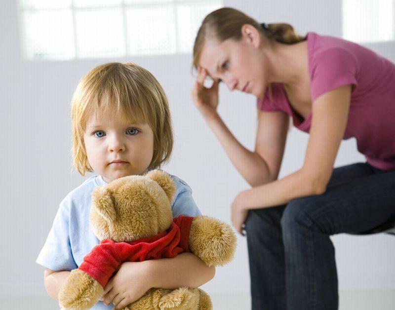 помощь при эмоциональном выгорании у мам