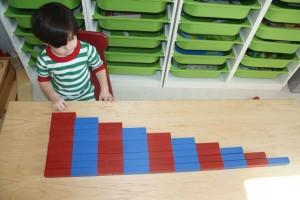 Matematika po Montessori