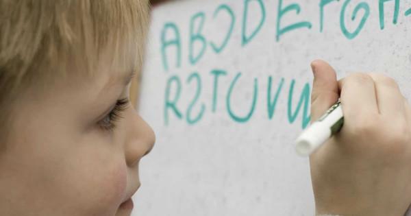 Обучение письму и чтению