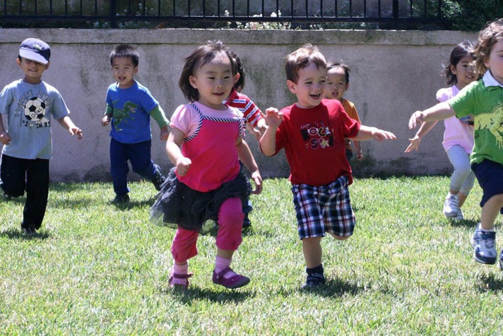 Совместные игры детей для воспитания спортивного характера