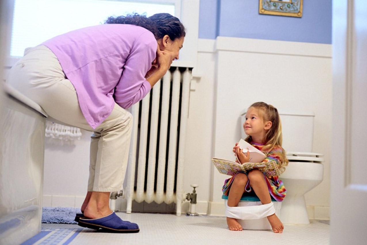 Как научить ребёнка ходить на горшок: личныйопыт