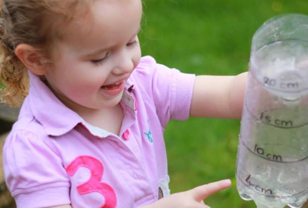 Научные опыты для детей в Монтессори-среде