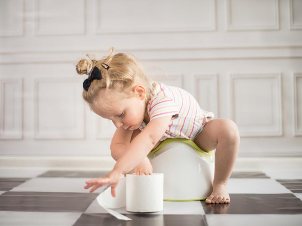 как приучать ребёнка к туалету