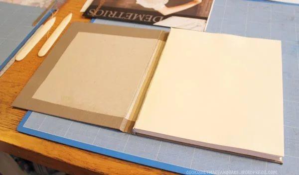 как восстановить обложку книги