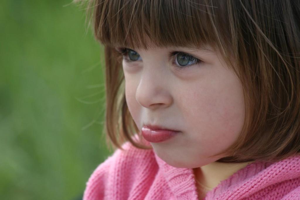 Если ребёнка называют эгоистом и жадиной