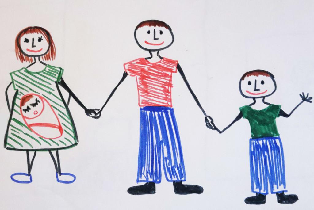 Как подружить детей всемье: личный опыт