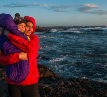 Путешествие с маленькими детьми на море