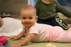 Развитие мозга ребёнка с рождения