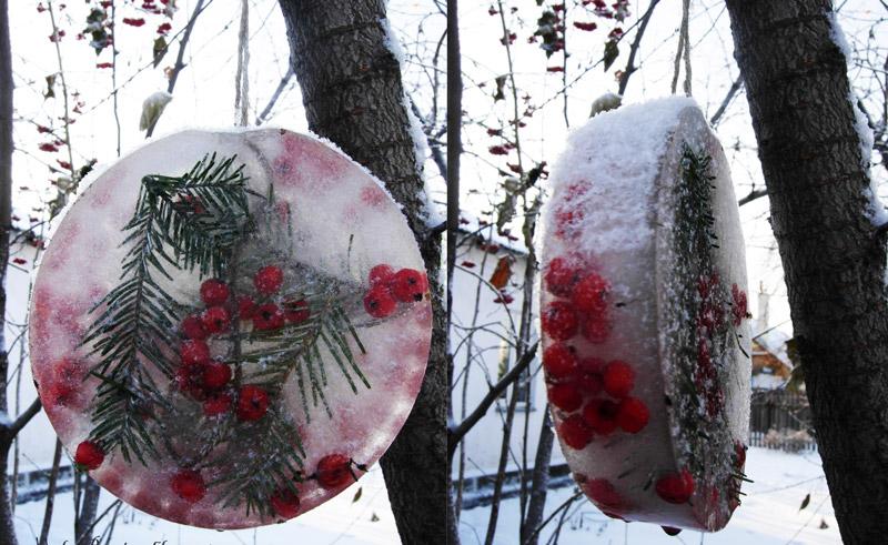 Украшение Зима