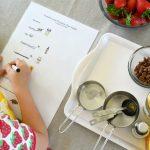 Дети готовят сами: простые иллюстрированные рецепты
