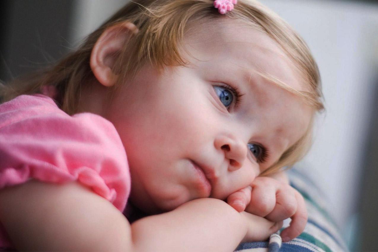Что делать, если малышу грустно и тоскливо