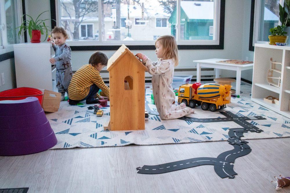 Как научить ребёнка поддерживать порядок