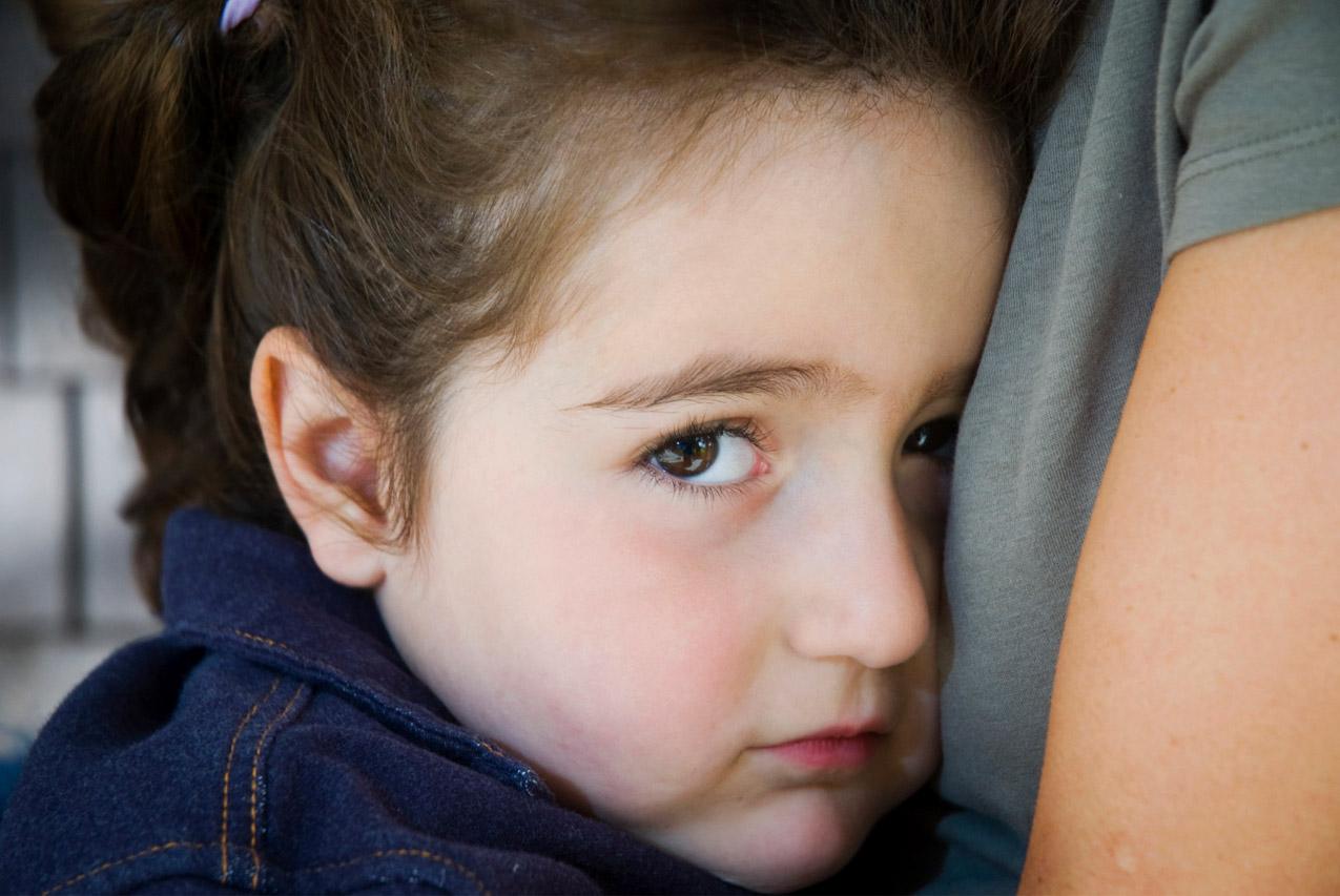 Как помочь ребёнку справиться сволнением и тревогой