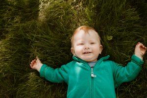 ребёнок и природа