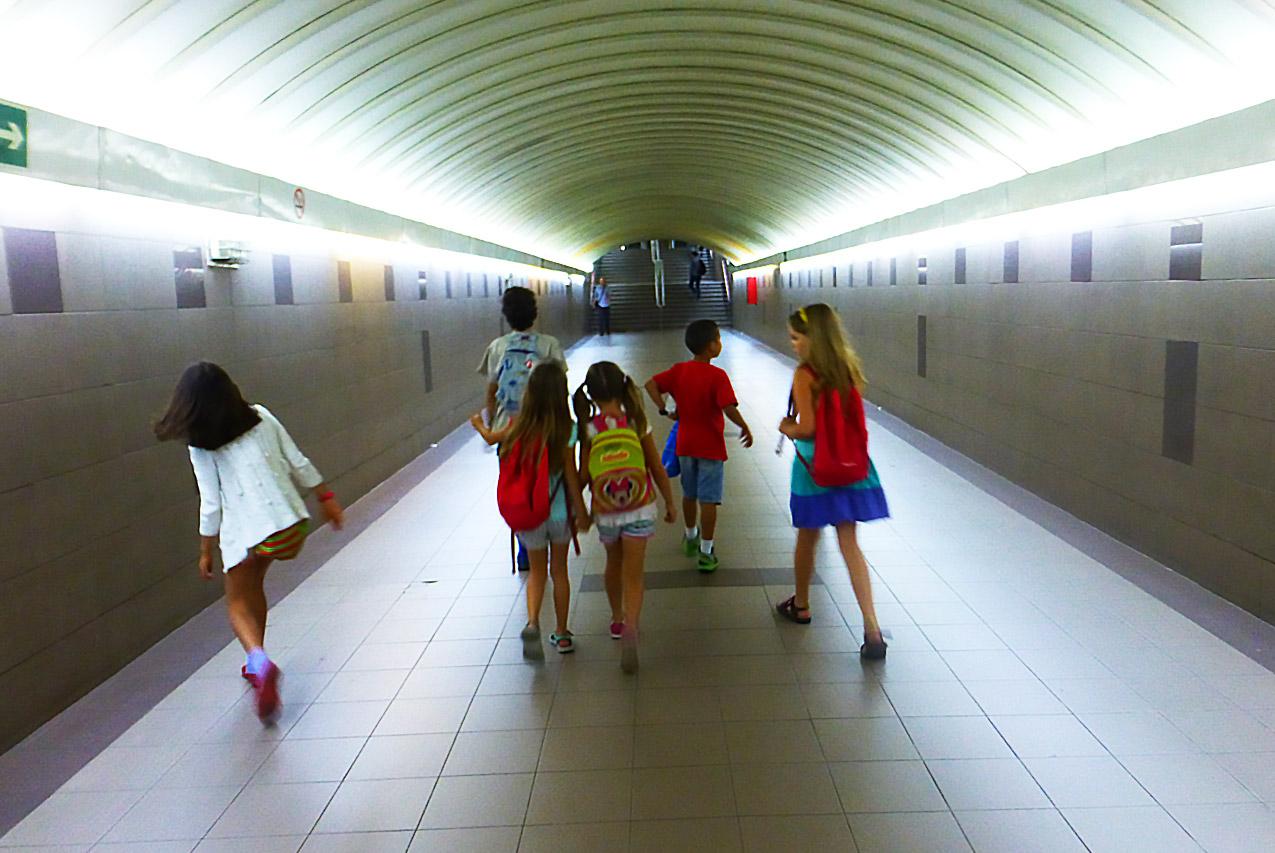 Организация экскурсии и поездок вначальной школе Монтессори