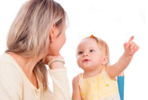 Общение с малышом