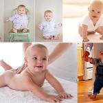 Как развиваются движения удетей раннеговозраста