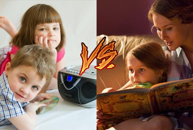Полезно ли детям слушать аудиокниги
