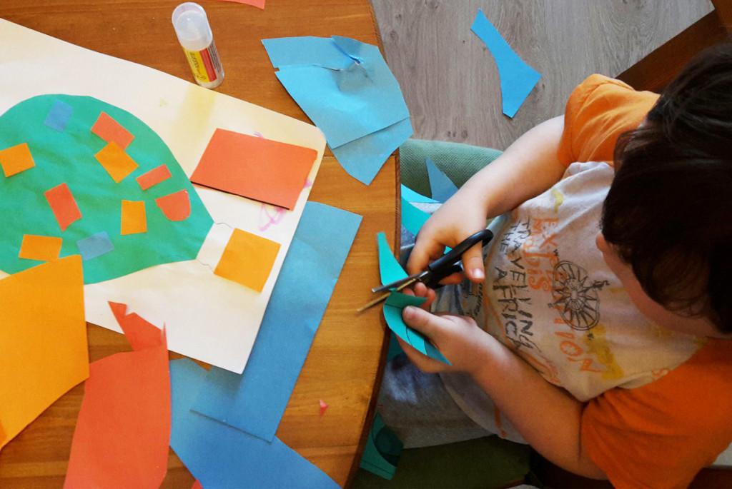 Чем заняться с детьми дома зимой: личный опыт