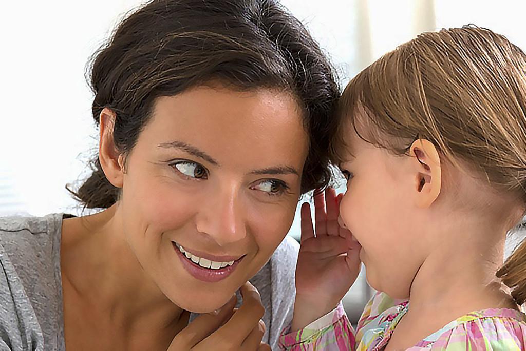 О чём говорить с детьми от 3 до 6 лет