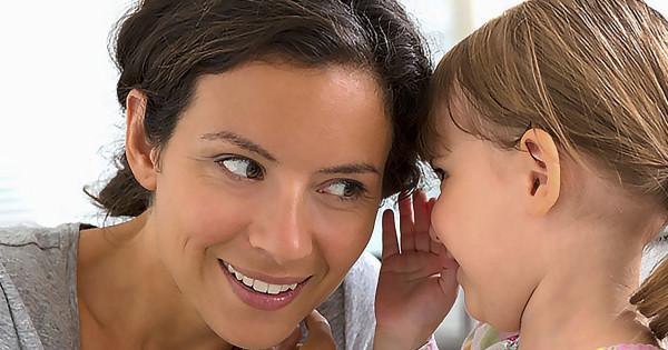 Как общаться с малышом