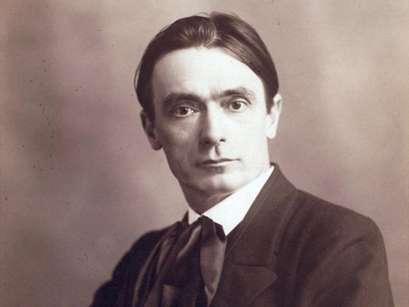 Рудольф Штайнер, австрийским философ и учёный-одиночка, придумал Вальдорфский подход