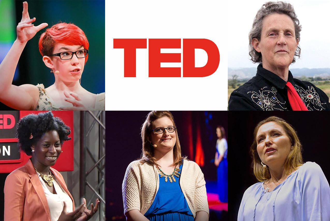 5 вдохновляющих выступлений TED обаутизме