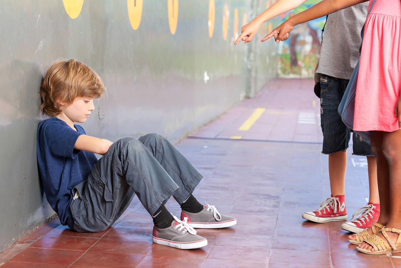 Буллинг: травля в школе
