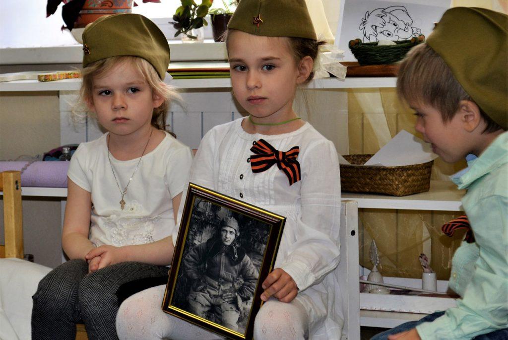 Как рассказать детям о Великой Отечественной войне