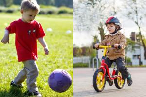 Возрастные этапы развития движений у детей дошкольного возраста