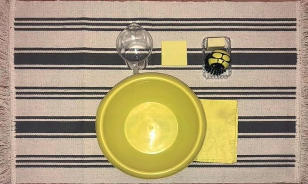 Мытье-стола