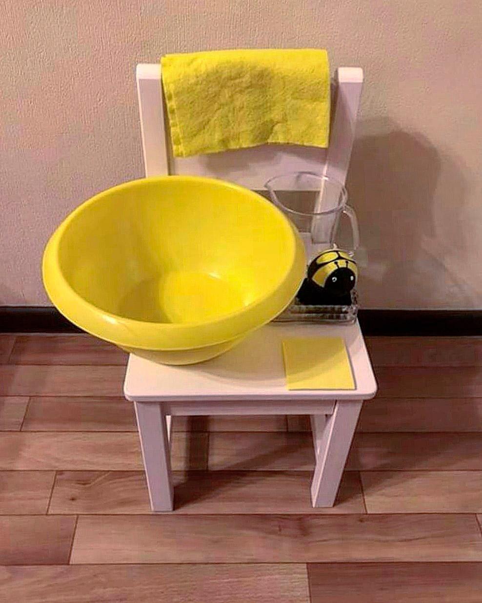 Мытье стола