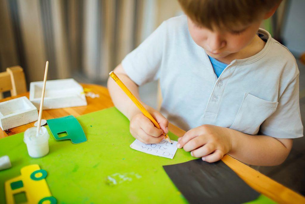 9 этапов развития письменной речи