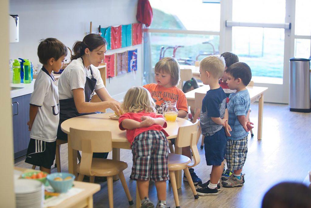 Монтессори-класс 3–6: акакже социализация