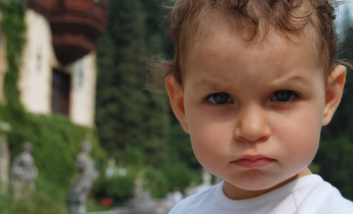 Почему трехлетний ребенок всегда говорит о плохом