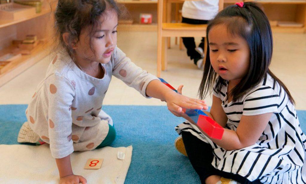 Успешная социализация детей дошкольного возраста