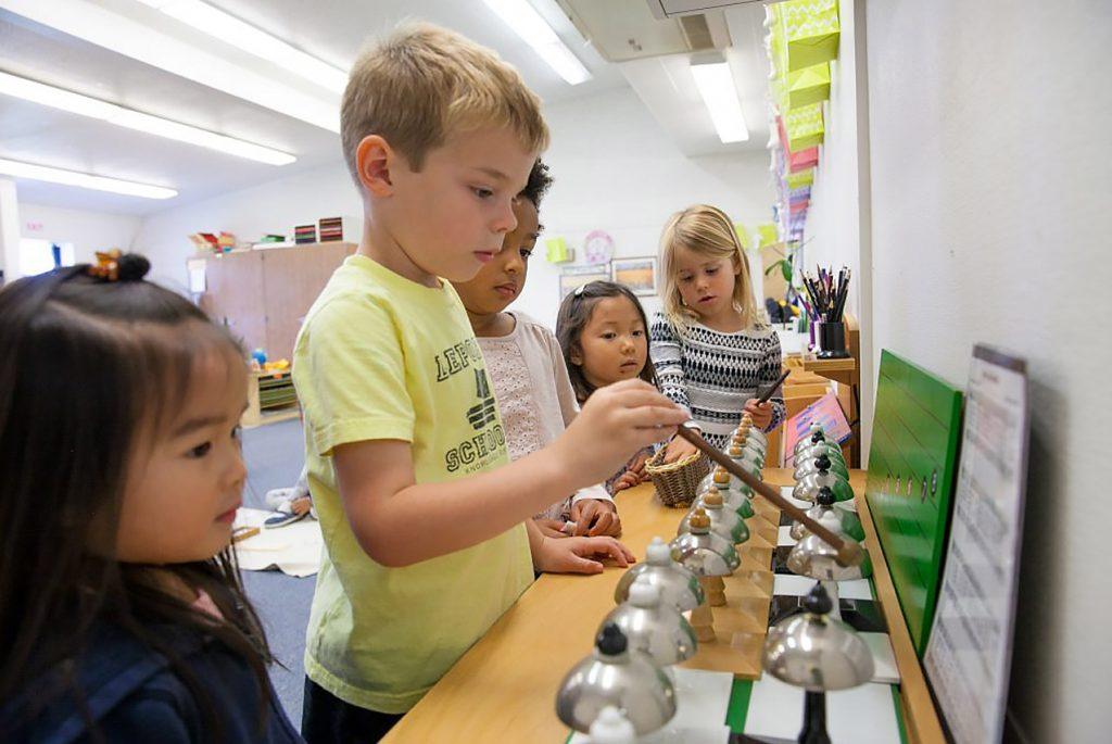 Часто задаваемые вопросы: социализируются ли дети в Монтессори-классе?