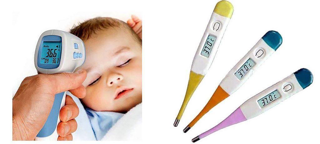 Термометры-для-измерения-температуры-тела