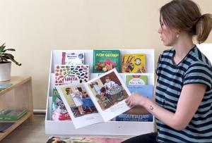 список книг для детей до трёх лет