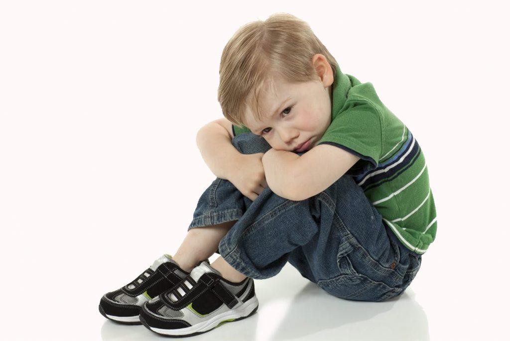 Что делать, если ребёнок обижается