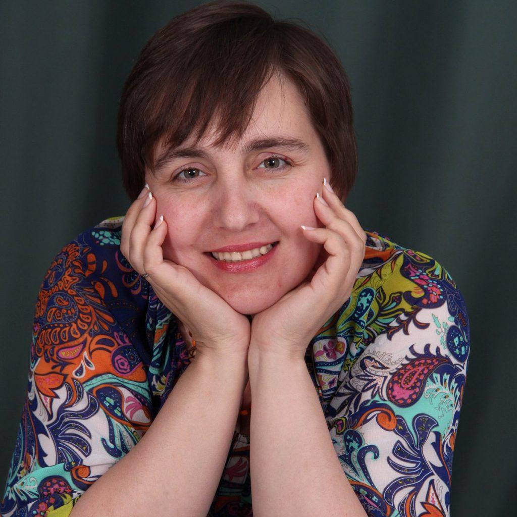 Харитина Шадрина