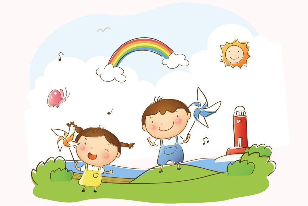 Чем заняться с детьми летом
