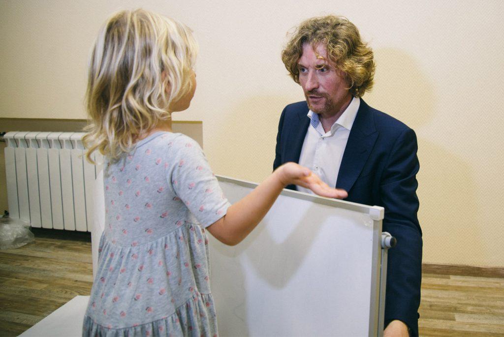 Реабилитолог Олег Леонкин: «Гиперактивные дети — монстры в хорошем смысле слова»