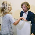 Интервью с Олегом Леонкиным о гиперактивных детях