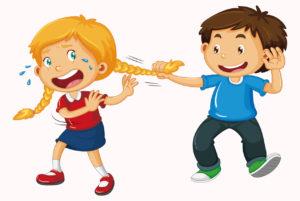 Конфликты между детьми в детском саду