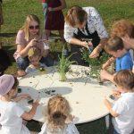 Как отмечать детские праздники по Монтессори