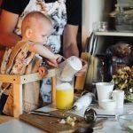 Как приготовить завтрак смалышом