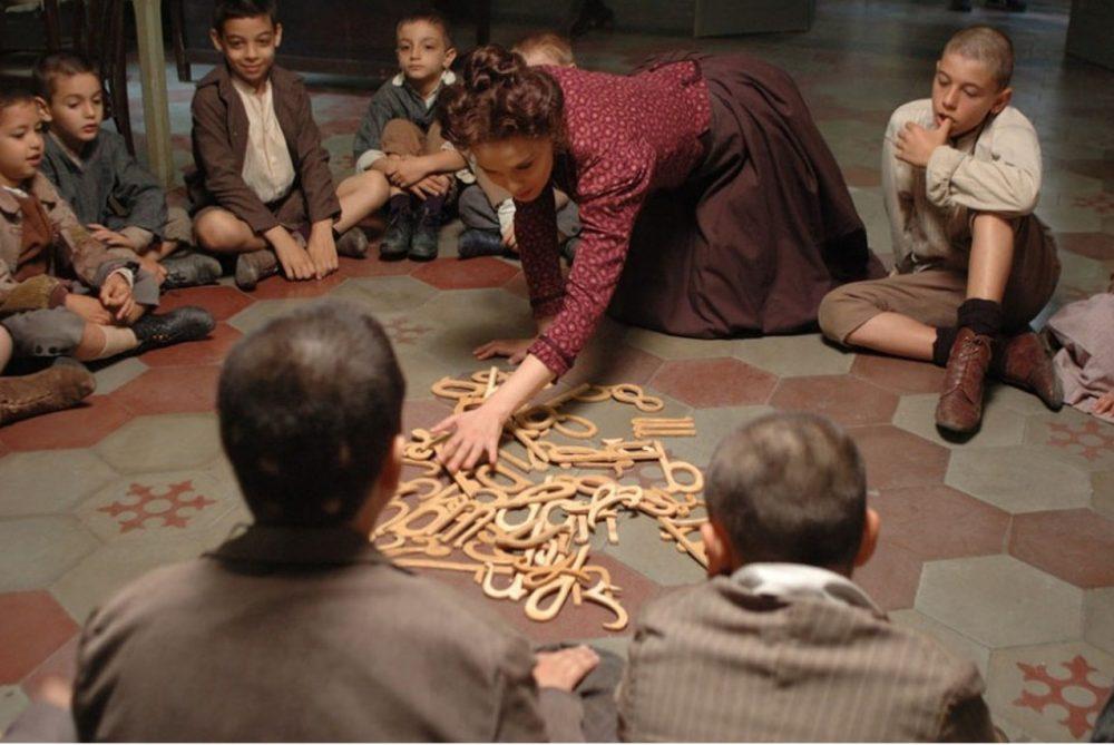 Фильм-биография «Мария Монтессори: Жизнь ради детей»
