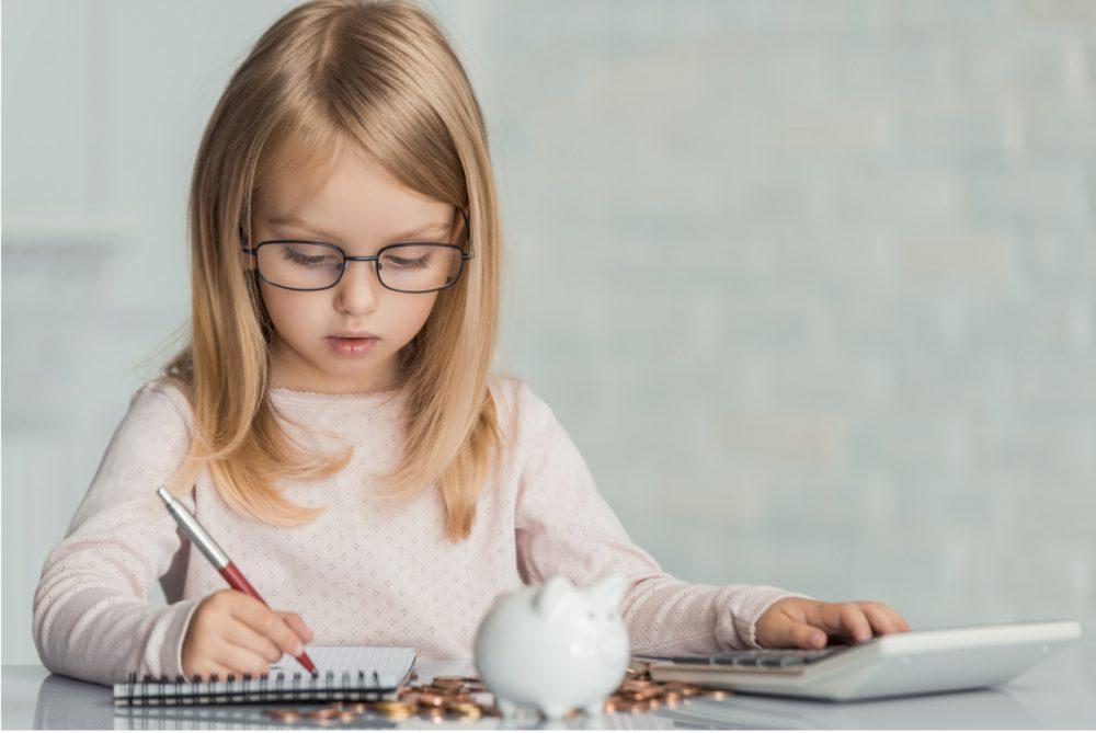 Деньги в жизни ребёнка: финансовое воспитание детей