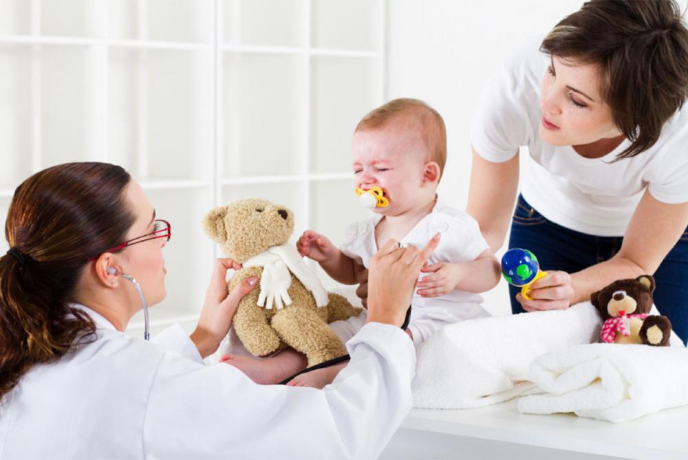 Ребёнок в стационаре: права родителей